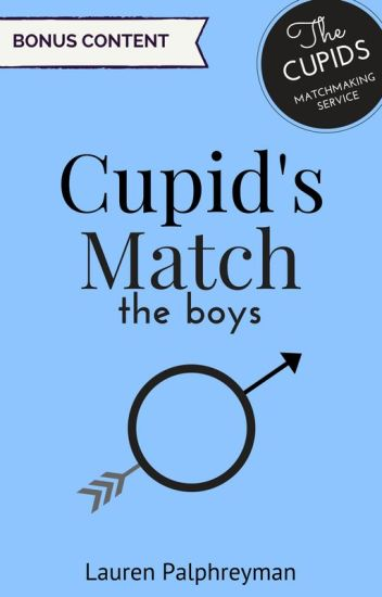 Cupid's Match Special: The Boy POVs