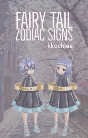 Zodiac Signs (Fairy Tail) - •Zodiacs as Official Guild or Dark Guild