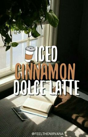 Iced Cinnamon Dolce Latte by feelthenirvana