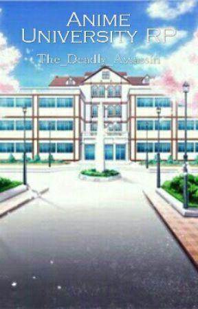 Anime University RP by The_Cute_Angel