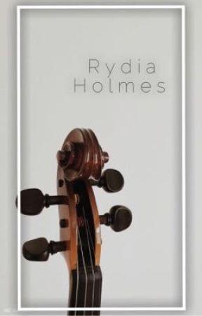 Rydia Holmes    Sherlock by Potterhead155