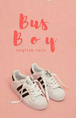 Bus Boy by english-rain