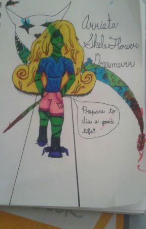 My Big Book of Art I by ArrietaDreemurr