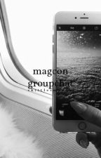 MagCon GroupChat! by skittlesmendes