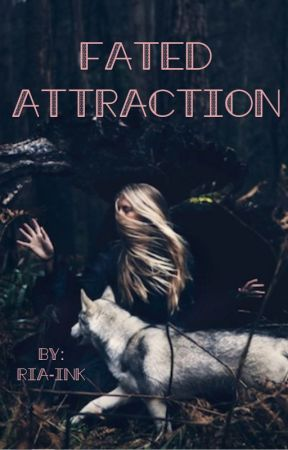 Fated Attraction - A Children of the Harvest Fang Novel by ria-INK