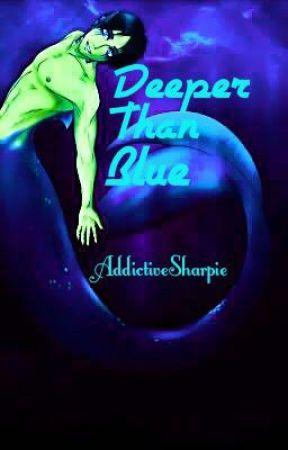 Deeper Than Blue by AddictiveSharpie