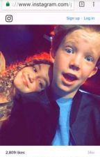 walk the prank:instagram+drama=hot Mess by Love1guys2fanfic3