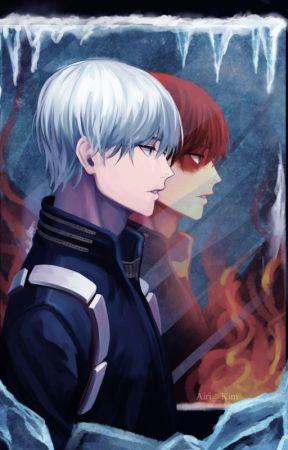 The Conflicted Spirit (Shouto Todoroki x OC) by Kaylajojo1120