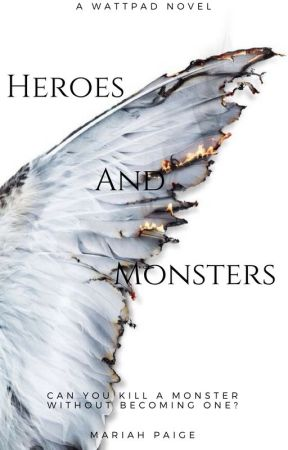 Heroes and Monsters by ink_and_paperplanes