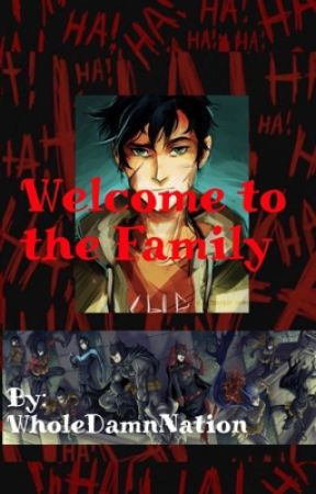 Welcome to the Family (Book Two in The Last Hero Trilogy) by WholeDamnNation