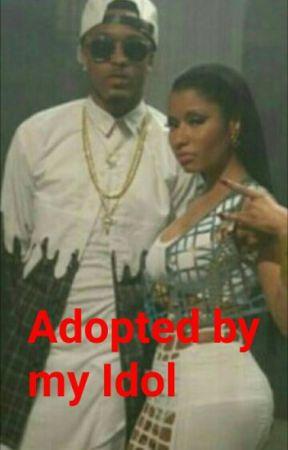 Adopted by Nicki Manji by ZakiyahAcostaGallowa
