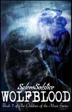 Wolfblood by SalemSolstice