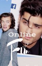Online Fun (Zarry) by -KingH