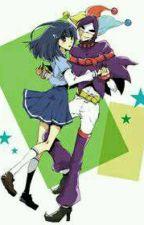 Dance With Me (Joker/rascal Reika/chloe) by maxcraft1987