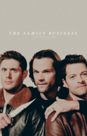 the family business [ spn gif series ] by -incalescent