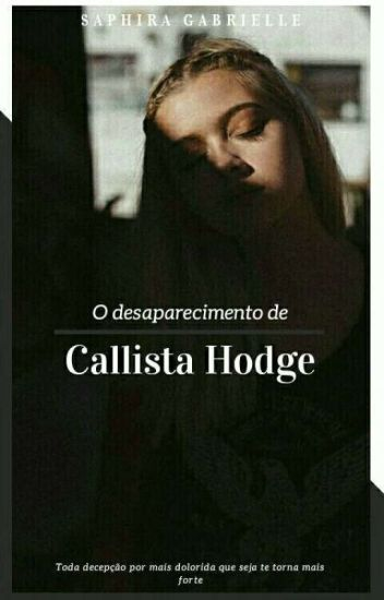O Desaparecimento de Callista Hodge