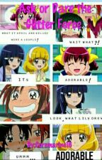 Ask or Dare the Glitter Force by curemarine16