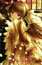 Phoenix  girl and dragon boy by RyuKathleen