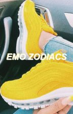 ❛ EMO ZODIACS ❜ by -gaymikeyway