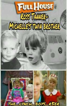 Ross Tanner-Michelle's Twin Brother by marveylynch