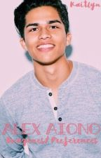 Alex Aiono Imagines/Preferences by yagirlprincessk