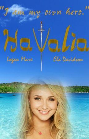 Havalia by Loganmarx
