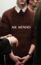 Mr. Mendes  by dirtyshawnmendes