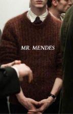 Mr. Mendes  by NobleMendes