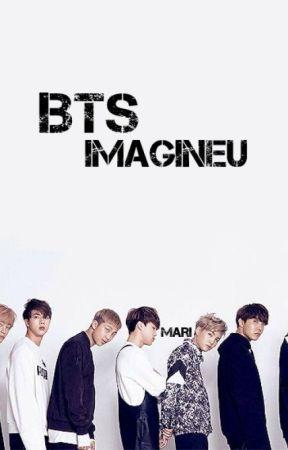 BTS Imagines by FandomsNirvana