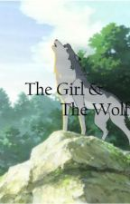 The girl and the wolf by Emiku123