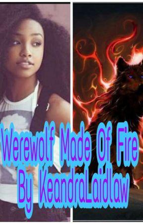 Werewolf Made Of Fire by keekeetho33