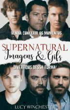 Supernatural Imagens e Gifs by LucianaSaad571