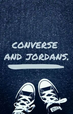 converse and jordans | yoonmin by Mochi_smol