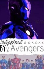 Adopted By The Avengers by iamsofeaxx__