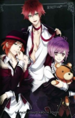 Diabolik lovers lemons and one shots {Request Close} by Candy_sakamaki1999