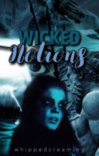 Wicked Notions ↯ the sea of monsters [2] by whippedcreaming