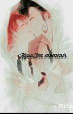 KyouTen moments by KyoumaBlade