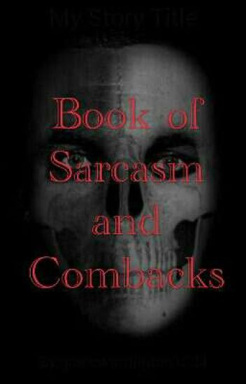 Book of Sarcasm and Comebacks