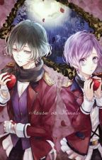 Lost One ~The Sakamaki's Little Sister ~ Diabolik Lovers Fanfic [DISCONTINUED] by Subarus_Silver_Knife