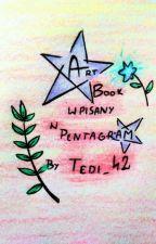 ArtBook wpisany w pentagram by Tedi_42
