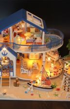 Bộ sưu tập mô hình nhà diy by bissvus