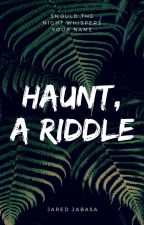 Riddle Me This: Scary Riddles by blinded_one