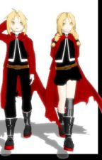 Turned into a girl. A EdXRoy FMA fanfiction. by SecretlyAngryMio