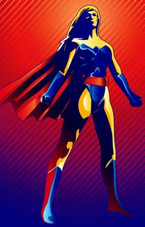 The Day I Knew I Was A Super Hero by AngelaEBrooks