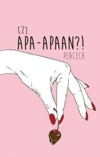 [2] Apa-apaan!? ⎯ NCT ✔ by peacech