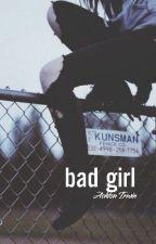 Bad Girl {afi} by maszjakiespranie
