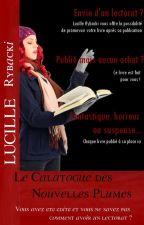 Le Catalogue des Nouvelles Plumes by LucilleRybacki
