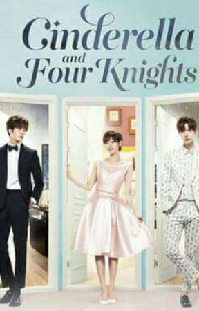 Cinderella and four Knights by Loyalpikon