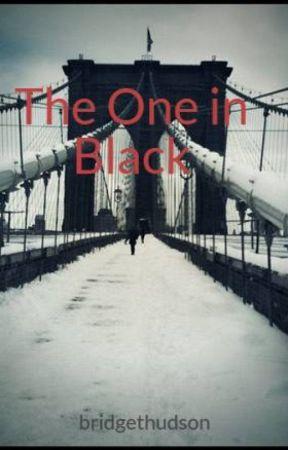 The One in Black by bridgethudson