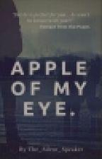 Apple of my eye by The_Silent_Speaker